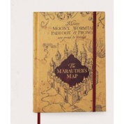 Marauder's Map Notebook