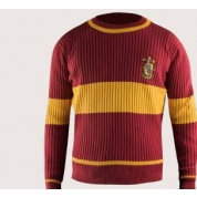 Harry Potter - Sweater Quidditch Gryffindor - L