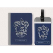 Harry Potter - Tag + Passport cover SET Ravenclaw
