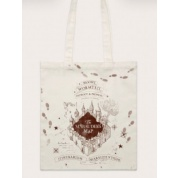 Harry Potter - Marauder Map Tote Bag