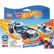 Mattel Mega Construx Hot Wheels Track Ripper & Kart