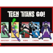 DC Comics Deck Building Game: Teen Titans - EN