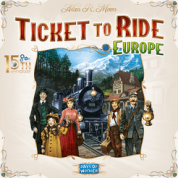 DoW - Ticket to Ride: Europe – 15th Anniversary - EN