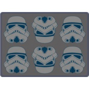 Star Wars Stormtrooper 6-inch Silicon Ice/Choko Tray