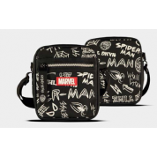 Marvel - Flat shoulder bag