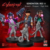 MFF - Cyberpunk Red - Generation Red A