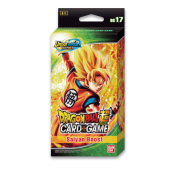 DragonBall Super Card Game - Saiyan Boost Expansion Set BE17 Display (8 Units) - EN