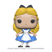 Funko POP! Alice 70th – Alice Curtsying Vinyl Figure 10cm