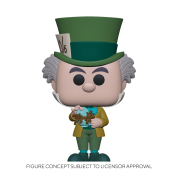 Funko POP! Alice 70th – Mad Hatter Vinyl Figure 10cm