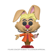 Funko POP! Alice 70th – March Hare Vinyl Figure 10cm