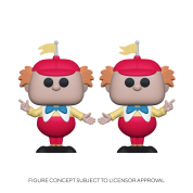 Funko POP! Alice 70th – 2PK Tweedle Dee & Dum Vinyl Figures 10cm
