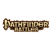Pathfinder Battles - Dungeons Deep - Gargantuan Red Dragon Promotional Figure