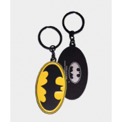Warner - Batman Metal Keychain