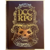 Dungeon Crawl Classics RPG Demon Skull Re-issue Kickstarter Ed. (OGL Fantasy RPG, Hardback) - EN