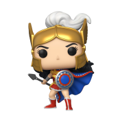 Funko POP! WW 80th - Wonder Woman (Challenge Of The Gods) Vinyl Figure 10cm