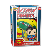 Funko POP! Vinyl Comic Cover DC - Superman Action Comics