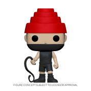 Funko POP! POP Rocks: Devo - Whip It w/Whip Vinyl Figure 10cm