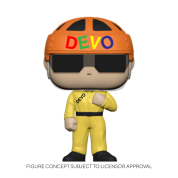 Funko POP! POP Rocks: Devo - Satisfaction (Yellow Suit) Vinyl Figure 10cm