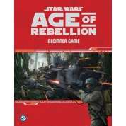 FFG - Star Wars Age of Rebellion RPG: Beginner Game - EN