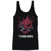 Cyberpunk 2077 Johnny Silvertank Tank Top