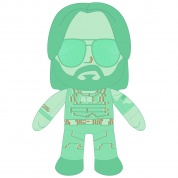 Cyberpunk 2077 M8Z Hologram Johnny Plush