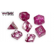 Neutron Dice Wine (7 Dice Set)