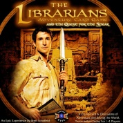 The Librarians Adventure Card Game - Quest for the Spear - EN