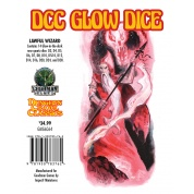 DCC Glow - Dice Lawful Wizard