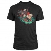 The Witcher 3 Back to Back Premium Tee