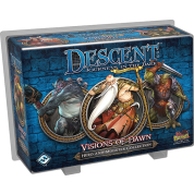 FFG - Descent 2nd Ed: Journeys in the Dark Second Edition - Visions of Dawn - EN
