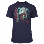 The Witcher 3 Slaying the Basilisk Premium Tee