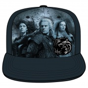 Netflix: The Witcher End of the Journey Snap Back Hat