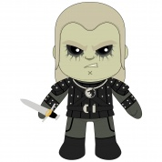 Netflix: The Witcher M8Z Toxic Geralt Plush