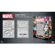 Marvel Captain America Ingot Collectible