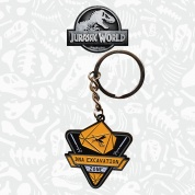 Jurassic World limited edition keyring