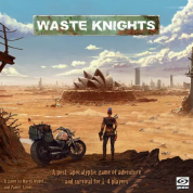 Waste Knights 2nd Edition - EN