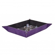 UP - Foldable Dice Rolling Tray - Amethyst