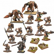 Kings of War Vanguard: Ratkin Warband Set - EN
