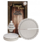 Terrain Crate: Plaza Fountain - EN