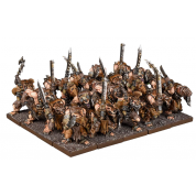 Kings of War Vanguard: Ratkin Warriors Regiment - EN