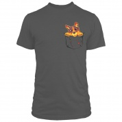 World of Warcraft Molten Corgi In My Pocket Premium Tee