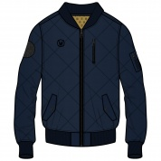 World of Warcraft Shadowlands Bomber Jacket