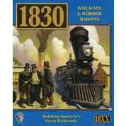 1830 Railways & Robber Barons - North East US - EN