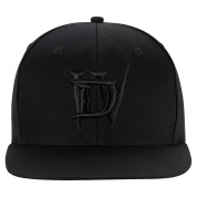Diablo IV Blackout Snap Back Hat