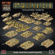 Flames Of War Bagration: German Tank-Hunter Kampfgruppe Army Deal (Plastic) - EN