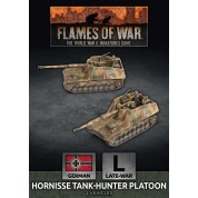 Flames Of War Hornisse Tank-Hunter Platoon (x2) - EN