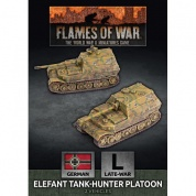 Flames Of War Elefant Tank-Hunter Platoon (x2) - EN