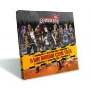 Zombicide Season 3: Rue Morgue Tiles Pack - EN
