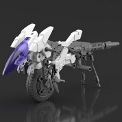 30 Minutes Missions - 30MM 1/144 Extended Armament Vehicle (CANNON BIKE Ver.)