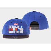 Marvel - Winter Soldier - Logo Snapback